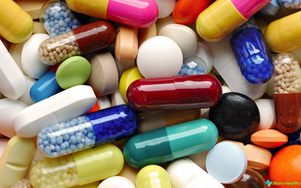 Антибиотики при пиелонефрите почек у мужчин