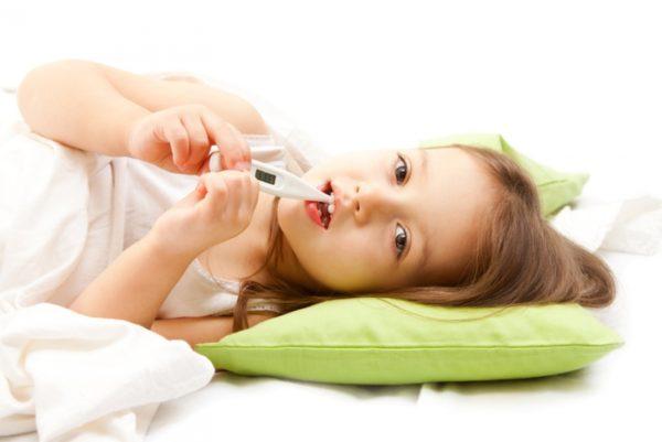Головокружение пониженная температура у ребенка